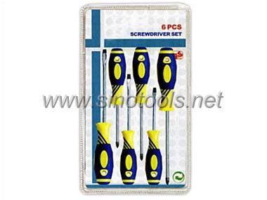 6pcs Screwdriver Set
