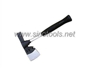 Hatchet-Type Hammer with Tubular Steel Handle