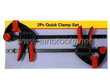 2Pc Quick Clamp Set
