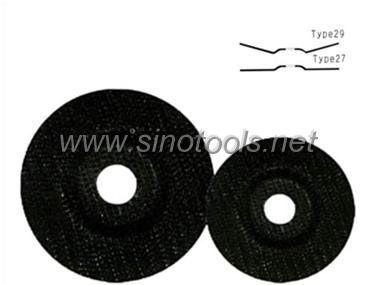 Fiberglass Base of Flap Wheel