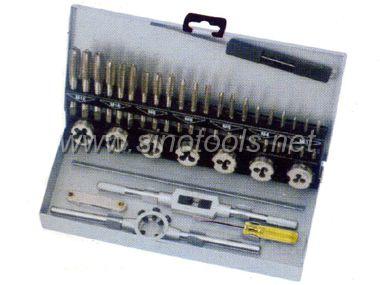 32 Pc (DIN) Metric Tap & Die Set