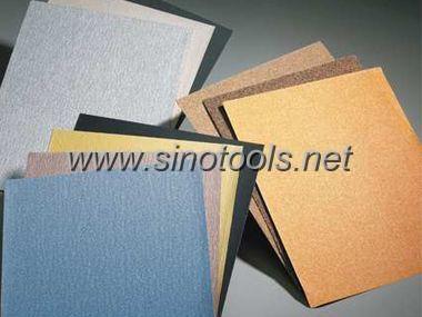 Abrasive Sheet