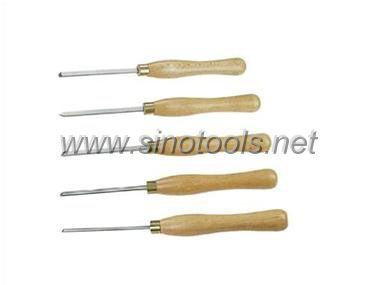 Wood Turning Chisels Set