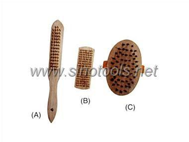 Steel or Brass Wire Brush