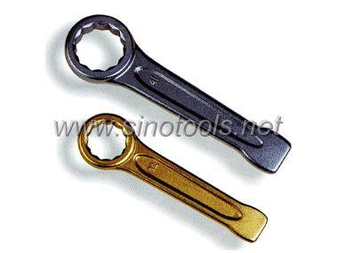 Slogging Spanner Ring Type