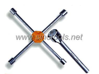 40 Crv Cross Rim Wrench Satin Finished
